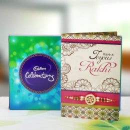 Fancy Rakhi Gift