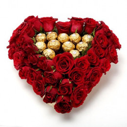 Ferrero Rose Bouquet