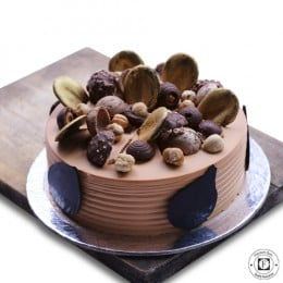 Choco Jungle Cake-500 Gm