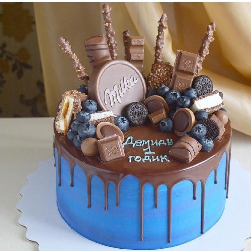 Surprising Exotic Desire 1 Kg Exotic Desire Cake With Blueberry Filling N Personalised Birthday Cards Akebfashionlily Jamesorg
