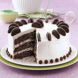 Oreo Love Cake-500 Gms