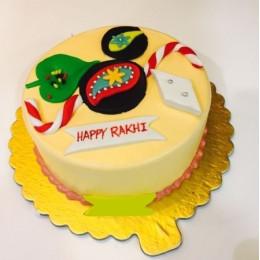 Rakhi Cake-1.5 Kg