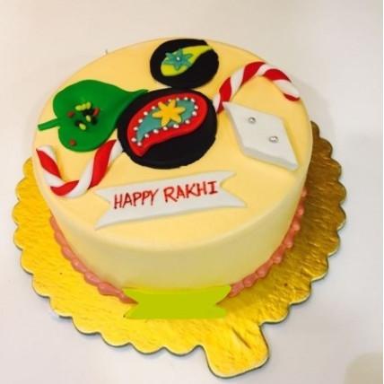 Rakhi Cake-1 Kg