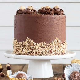 Ferrero Mood Cake-500 Gms