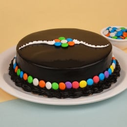 Gem Of Rakhi  Cake-500 Gms