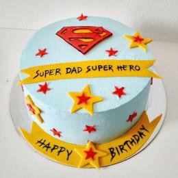 Star Dad Cake-1 Kg