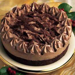 Flakey Mousse Cake-500 Gms