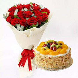 Roses With Fruitiness