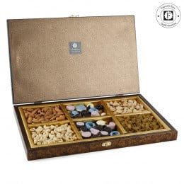 Chocolate And Dry Fruit Box