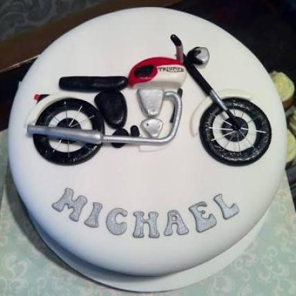 Bike Love Cake-1 Kg