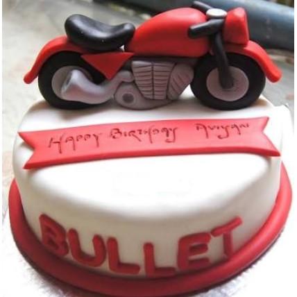 Bullet Cake-1.5 Kg
