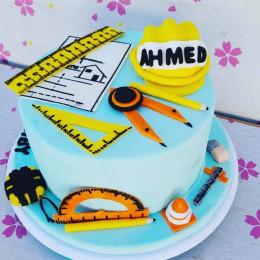 Cake For Engineer-1.5 Kg