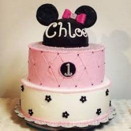 Minnie Me Cake-4 Kg