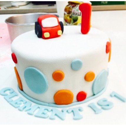 My First Toy Cake-1 Kg