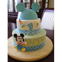 My Mickey Cake-4 Kg