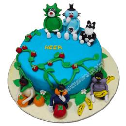 Oggy Cake-1.5 Kg