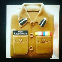 Police Officer Cake-1.5 Kg