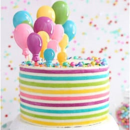 Balloons In A Rainbow-1 Kg