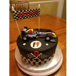 Go Kart Cake-1.5 Kg