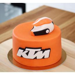 Ktm Bikers Cake-1 Kg