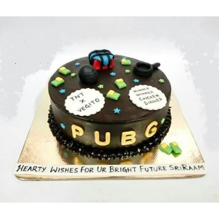 Mini Pubg Cake-1 Kg