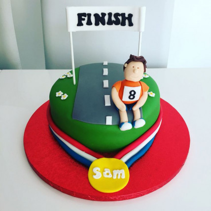 Runner Cake-1 Kg