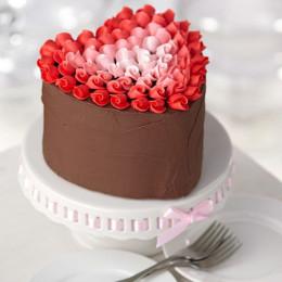Bitsy Rosette Cake-1 Kg