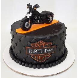 Dude Dad Cake-2 Kg