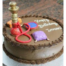 Hookah Mode Cake-1 Kg