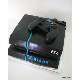 Ps4 Lover Cake-2 Kg