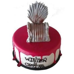Throne Cake -1 Kg
