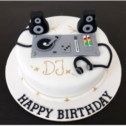 Dj Console Cake-1.5 Kg