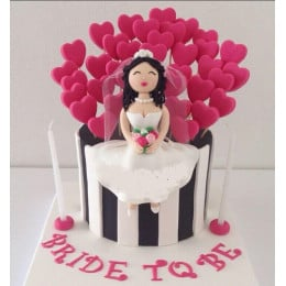 Bride To Be-1.5 Kg