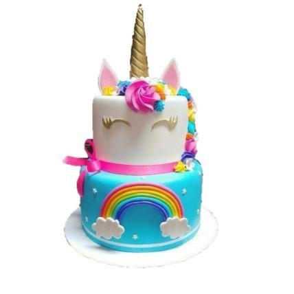 Unicorn on a Rainbow-4 Kg