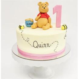 Winnie the Poo cake-1.5 Kg