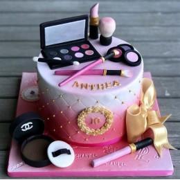 Rouge Makeup Cake-2 Kg