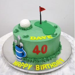 Passion For Golf-1.5 Kg