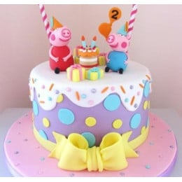 Peppa n George Party -1.5 Kg