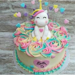 Glowing Unicorn Pony-1 Kg