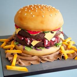 Burger Dude-1 Kg