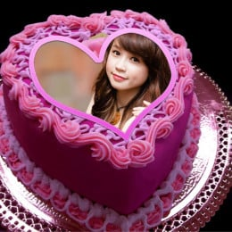 In My Heart Cake-1 Kg