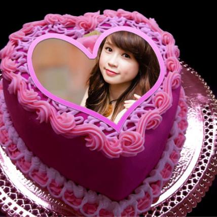 In My Heart Cake-1 Kg