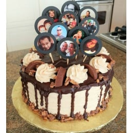 Photo Bunch Cake-1 Kg