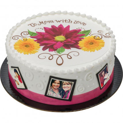 With Love Photo Cake-1 Kg