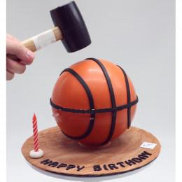Basket Ball Pinata Retreat