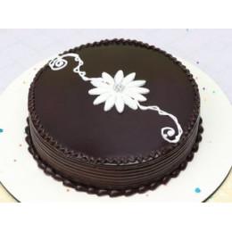 Truffle Rakhi Cake-500 Gms