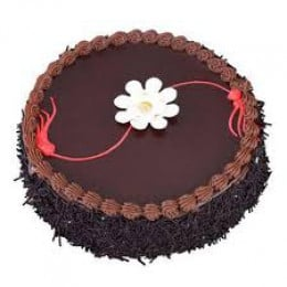 Chocolate Rakhi Cake-500 Gms