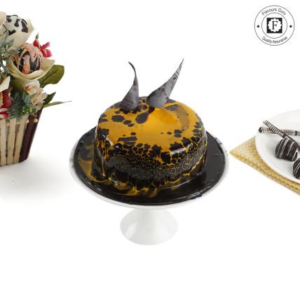 Leopard Print Cake-1.5 Kg
