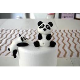 Adorable Panda Cake-1.5 Kg