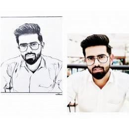 Handmade Personalized Sketch